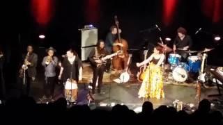 Mr. Big Stuff, Rhiannon Giddens,  Somerville Theater Boston MA. May 21, 2017