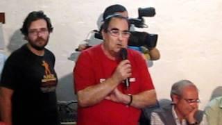 db 0003 no encontro de despique e baldão da feira de castro o poeta CHICO HORTA diz poema de sua autoria