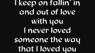 Alicia Keys - Fallin - Lyrics