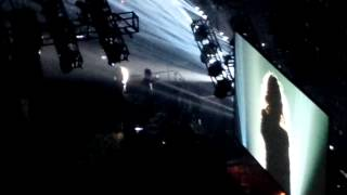 "Beyonce ""I will always love you/ Halo"" tribute to Paul Walker LIVE 12/3/13"