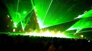 Paul Van Dyk @ Trance Energy 2009 - Lasershow