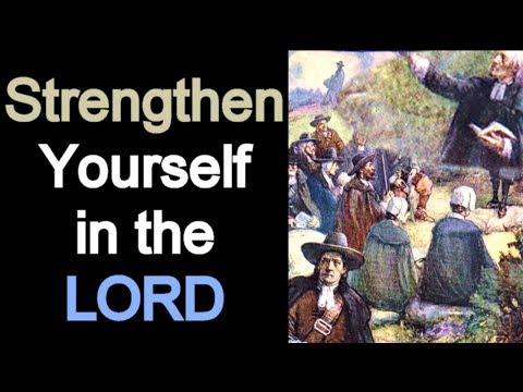 Christ's Comfort Under Distress - John Dickson / Scottish Covenanter
