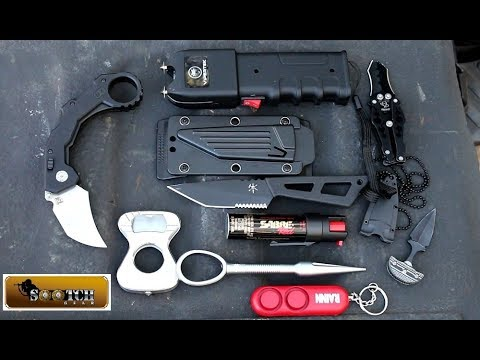 Battlbox Mission 32 Self Defense Box Review