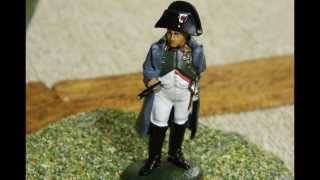 54mm peninsular campaign battle using About Bonaparte wargame rule