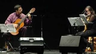 DUO IV PARA FLAUTA Y GUITARRA - LIVE 2010