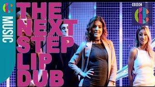 The Next Step Lip Dub Martin Jensen - Solo Dance