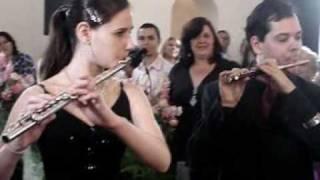 """Musical Bel Canto  - Música """"As 12 princesas Bailarinas"""" - Entrada das Alianças"""