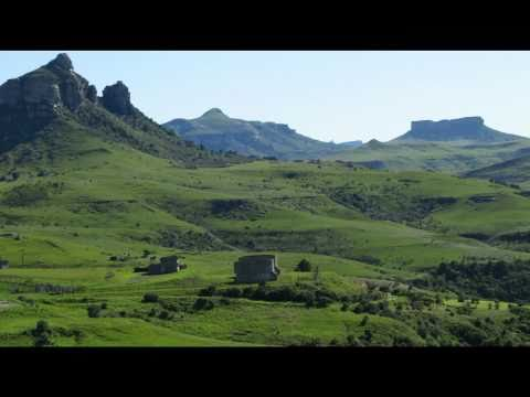 Dragon Mountains – The Drakensberg in South Africa