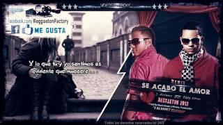 "J Alvarez Ft. Eddy Lover - ""Se Acabo el Amor"" (OfficialRemix) (Letra) ★Reggaeton 2013★DALE ME GUSTA✔"