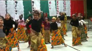 CEA Children @ Kwanzaa 2011 SAFE Passage African Dance