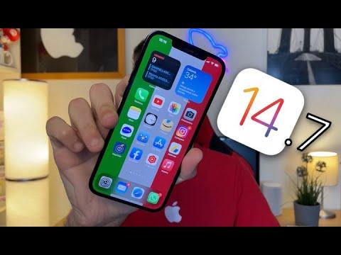 iOS 14.7: NOVITÀ e DATA USCITA