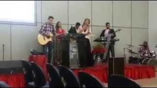 Ass. de Deus Ministério Vinde a Cristo| Musica: Santo És (Equipe de Louvor)