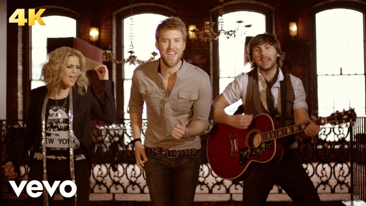 Lady Antebellum Concert Group Sales Coast To Coast December 2018