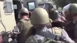 Pelecehan Seksual Tentara Israel Kepada Gadis Palestina