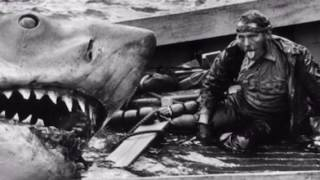 Jaws - Behind The Scenes Of Quint's Death