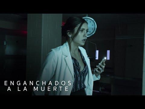 """ENGANCHADOS A LA MUERTE. ¿Qué esperas de la vida"""" En cines 3 de noviembre."""
