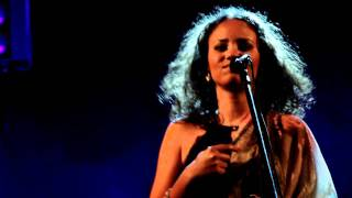 Mayra Andrade, Mercado Cultural Serpa 2011.