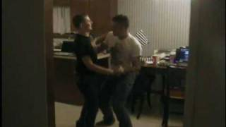 """In the End of the Wired Affliction Dances to """"The Promise"""""""