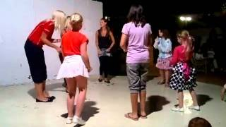 Agadoo   Mini Disco children kids party at Dreams Beach Resort, Sharm, Egypt