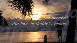 Daddy's Hands-Dunn Holly