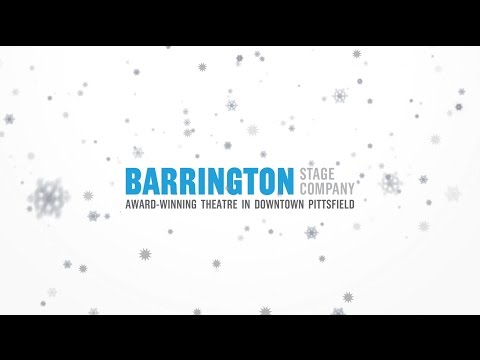 Happy Holidays from Barrington Stage!