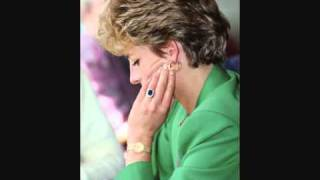 princess diana because of you camilla parker