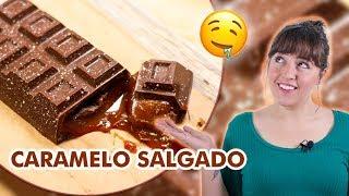 BARRA DE CHOCOLATE SUPER RECHEADA PARA VENDER | Tábata Romero