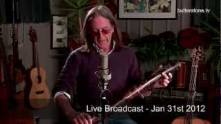 Live Broadcast Teaser from Butterstone.TV - Dougie MacLean - 31st Jan 2012