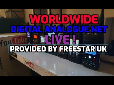 Worldwide Digital Analogue Ham Net 2