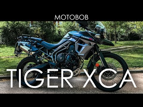Triumph Tiger 800 XCA Review & Test Ride
