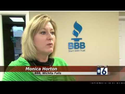 Monica Horton about Fake Letters to Santa on KAUZ-TV