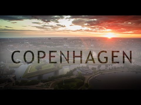 København på ett minutt– kultur og avslappet stemning