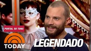 [LEGENDADO] Jamie Dornan é entrevistado pelo Today Show - fevereiro/2017
