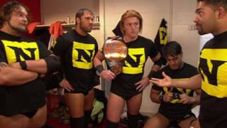 Raw: David Otunga asks The Nexus to have his back