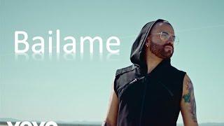 "Nacho ""la criatura"" - Bailame (audio oficial)"