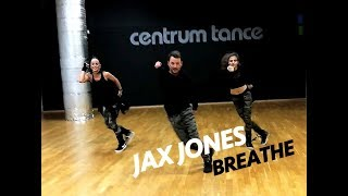 Jax Jones / Breathe / Commercial dance / Choreo by Martina Panochová