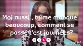 Les vacances de Nina et Gaston- Soy Luna- traduit en français