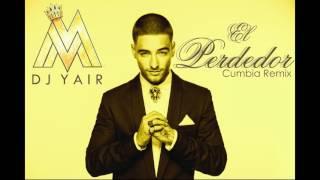Maluma - El Perdedor Ft. Dj Yair (Cumbia Remix)