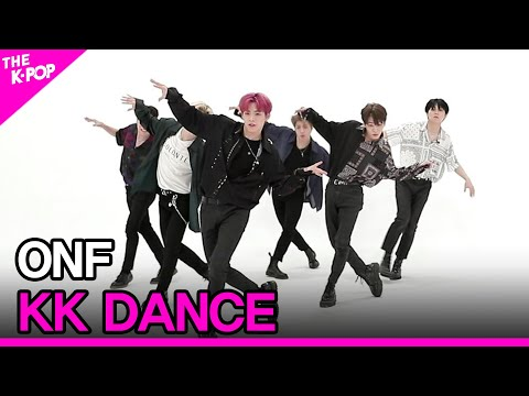 ONF, KK DANCE  [THE SHOW 200901]