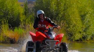 Hanmer Springs Attractions - Quad Biking