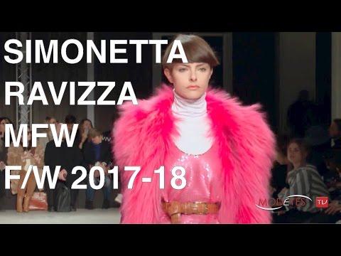 SIMONETTA RAVIZZA | WOMAN FALL WINTER 2017 - 2018 | FULL FASHION SHOW HD