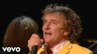 Rod Stewart - What A Wonderful World