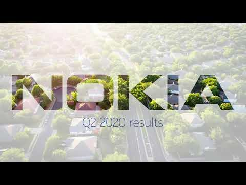Nokia Q2 2020 highlights video