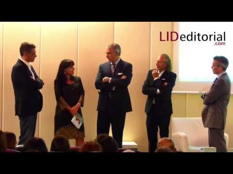 Javier Reyero y Álvaro Merino presentan su libro «Dirige tu vida» en la EOI de Madrid