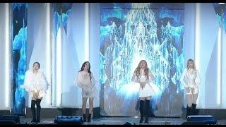 161119 BLACKPINK 블랙핑크 WHISTLE 휘파람  PLAYING WITH FIRE 불장난 @ 2016 MelOn Music Awards width=