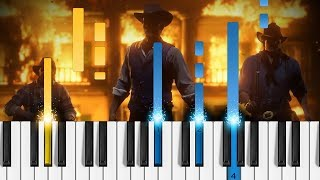 Lil Nas X - Old Town Road - Piano Tutorial / Piano Cover
