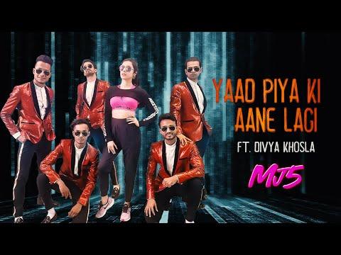 Yaad Piya Ki Aane Lagi | ft. Divya Khosla Kumar | Neha Kakkar | Choreography MJ5