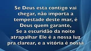 Milton Cardoso - se Deus está contigo (b.t)
