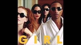 Pharrell Williams   Come Get It Bae ft  Miley Cyrus Audio