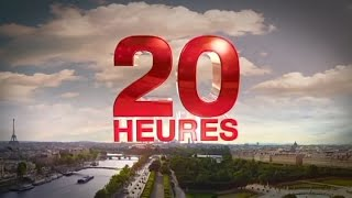Générique + bed du 20H de France 2
